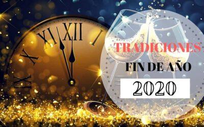Tradiciones de fin de año en el mundo para atraer la suerte en el 2021