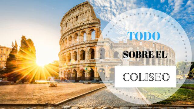 Portada del artículo: visitar el Coliseo