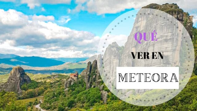 Qué ver en Meteora