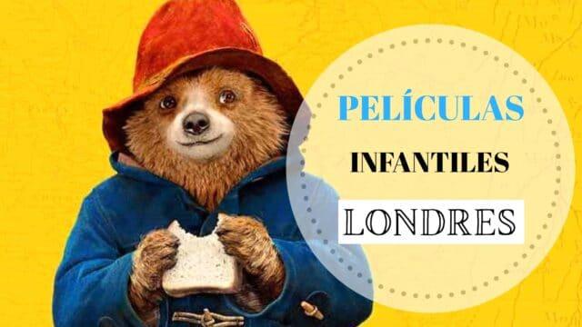 Portada artículo películas sobre Londres para toda la familia
