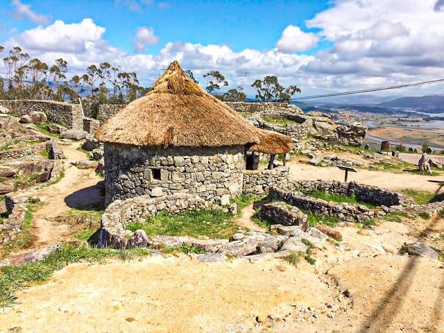Monte de Santa Tecla, un lugar imprescindible que ver en las Rías Baixas