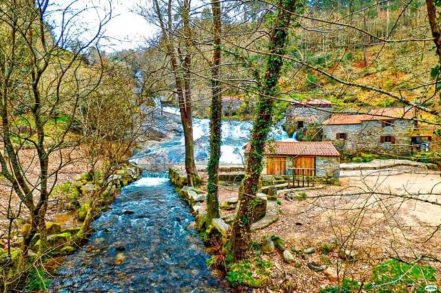 Parque Natural del Río Barosa, Rías Baixas