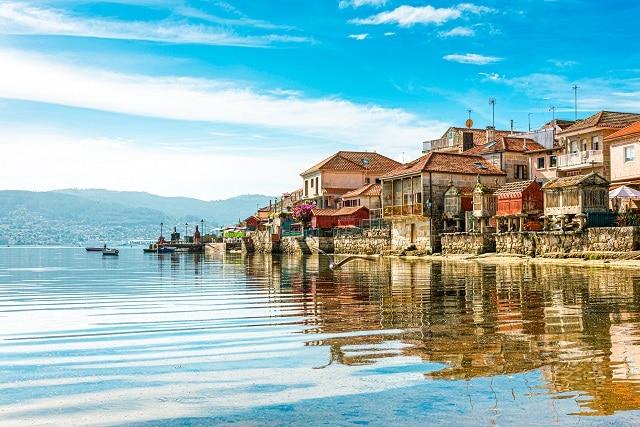 Combarro, el pueblo más bonito que ver en las Rías Baixas