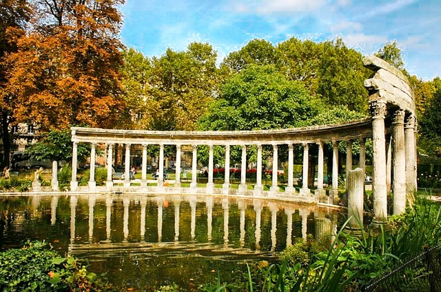 Naumaquia del Parc Manceau