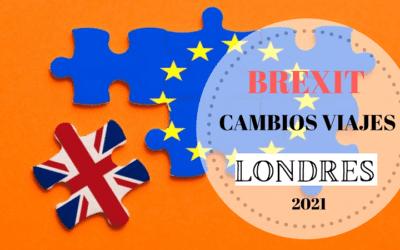 Viajar a Londres en 2021: todos los cambios y requisitos tras el BREXIT