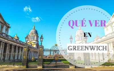 Qué ver en Greenwich (incluye las localizaciones de The Bridgerton) 2021