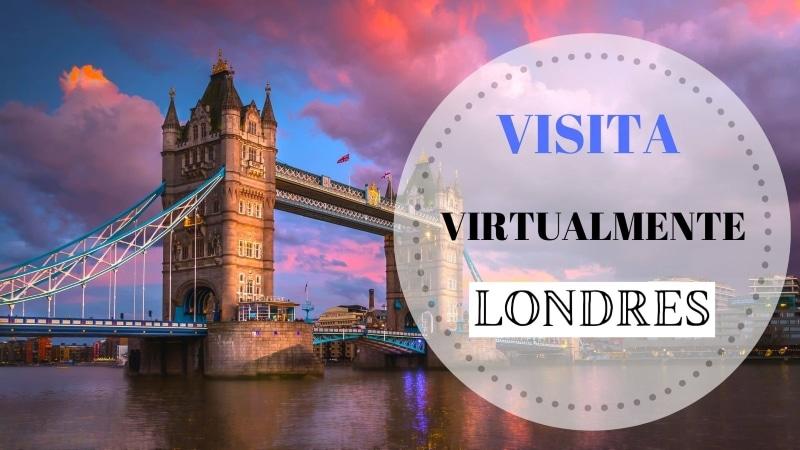 """Portada del artículo """"visita virtualmente Londres"""""""