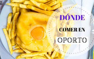 Qué y dónde comer en Oporto con las 3 b' s: bien, bonito y barato