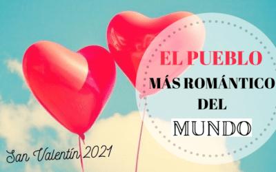 San Valentín 2021: postales desde el pueblo más romántico del mundo