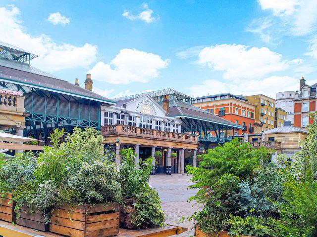 Edificio del mercado de Covent Garden