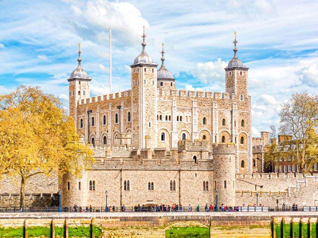 La Torre de Londres, parte de la visita virtual