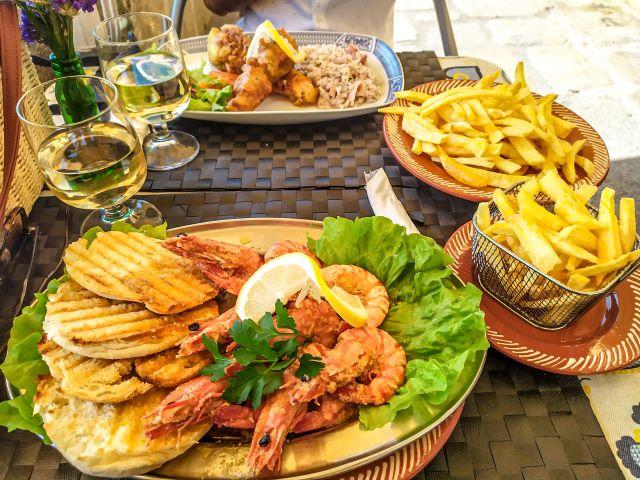 Platos típicos que comer en Oporto