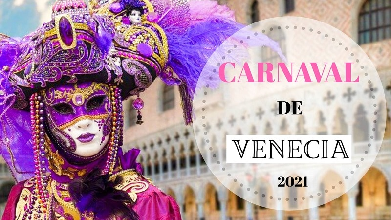 Portada carnaval de venecia 2021