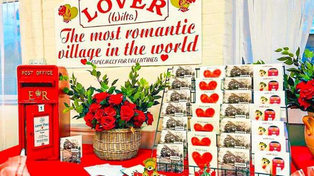Postales de Lover para celebrar San Valentín 2021