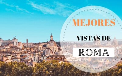 Las mejores vistas de Roma: miradores y terrazas donde ver el atardecer