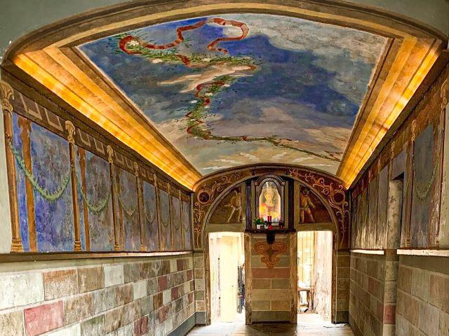 Lugares poco turísticos de Roma: Il passetto del Biscione