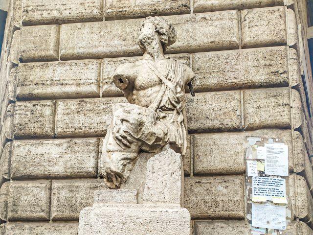 Estatua del Pasquino