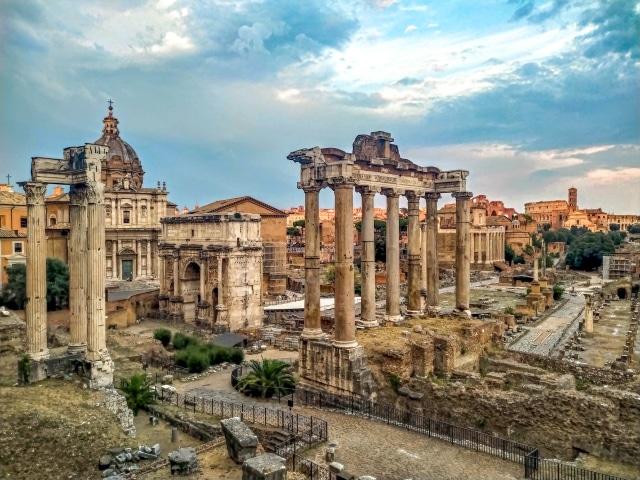 Las mejores vistas de Roma desde el balcón del alcalde
