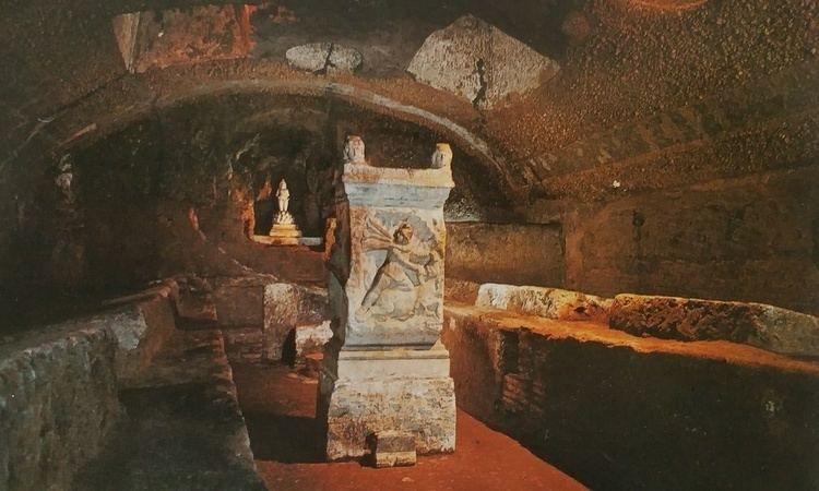 Roma secreta: Mitreo de San Clemente