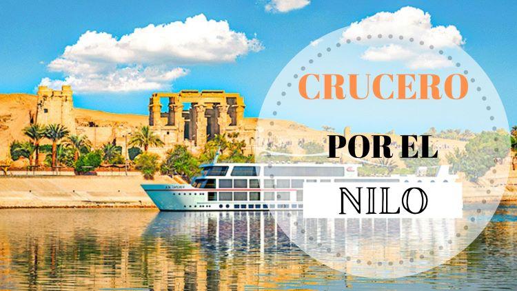Portada crucero por el Nilo, pros y contras