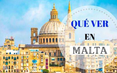 Qué ver en MALTA en 4, 5 o 7 días: todos los lugares imprescindibles