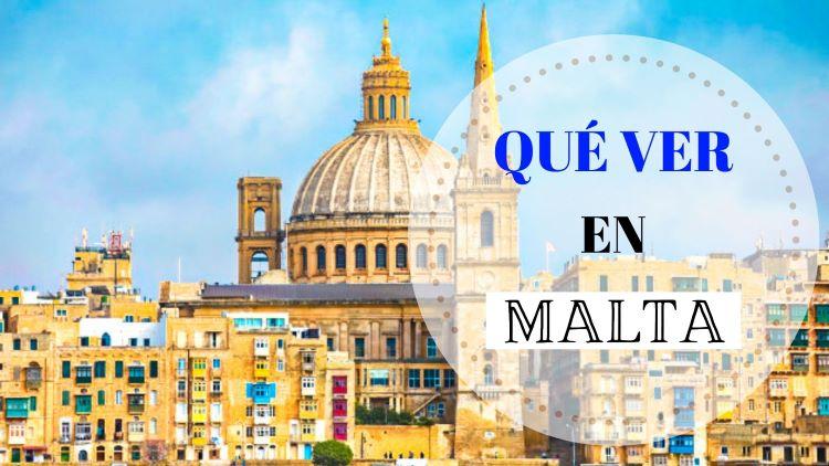 Portada Qué ver en Malta