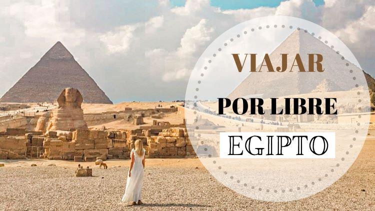 Portada viajar a Egipto por libre en 2021