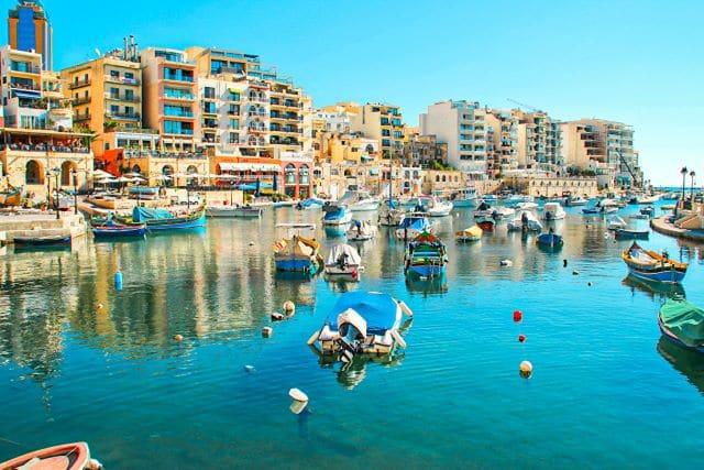 San Julián, Malta