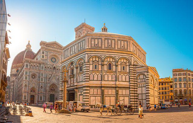 El Batisterio de Florencia