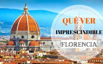 Qué ver en Florencia: los 20 lugares que no te puedes perder