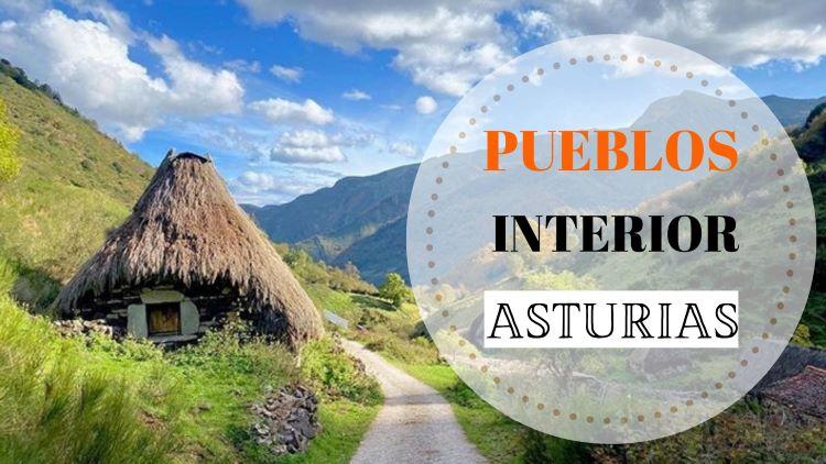 Portada qué ver en el interior de Asturias