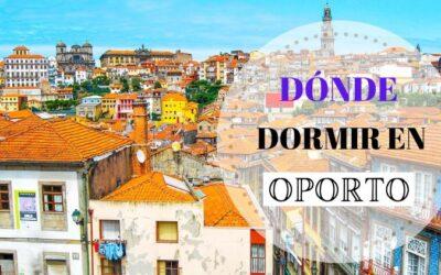 Dónde dormir en Oporto: mejores zonas y hoteles recomendados