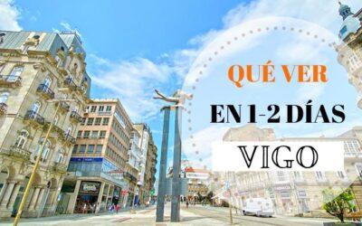 Qué ver en Vigo y alrededores en uno o 2 días