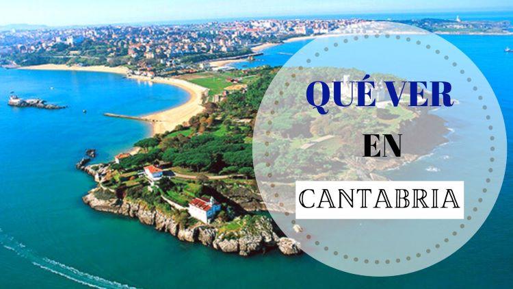 Portada qué ver en Cantabria