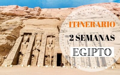 Itinerario por Egipto de dos semanas