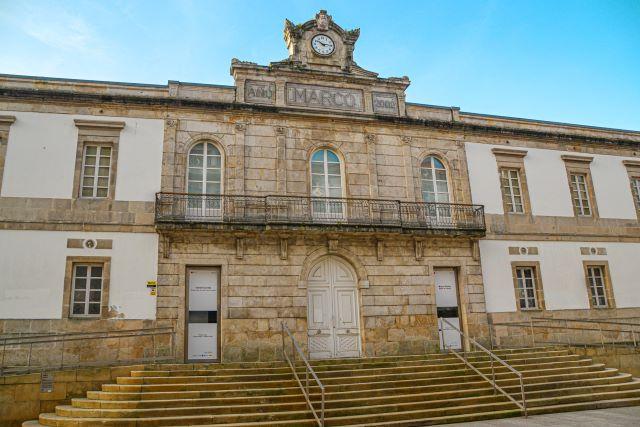 fachada del MARCO