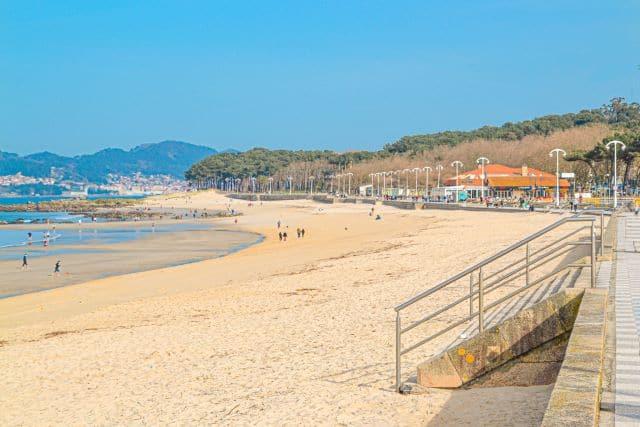 Samil, la mejor playa que visitar en Vigo