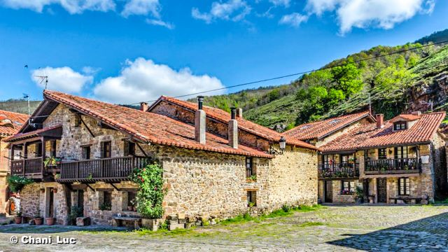 Rincón de Bárcena Myor, uno de los pueblos más bonitos que ver en Cantabria