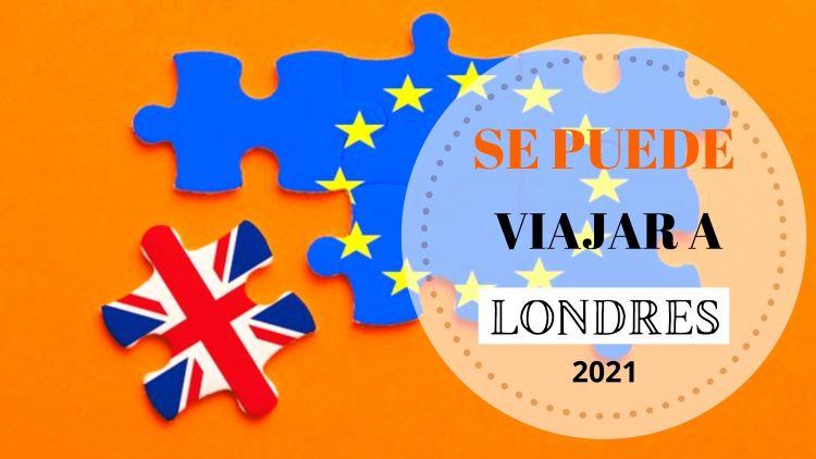 Portada: viajar a Londres en 2021