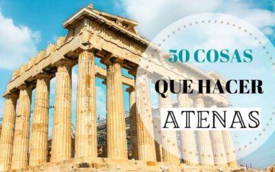 Las 50 mejores cosas que hacer en Atenas
