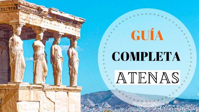 Portada Guía completa de Atenas
