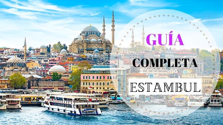 Portada Guía completa de Estambul