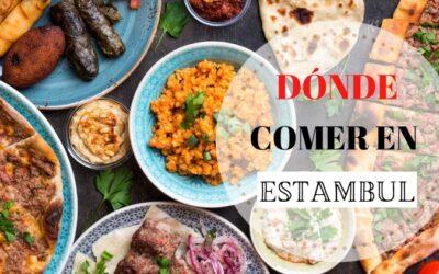 Qué y dónde comer en Estambul: recomendaciones de un guía local