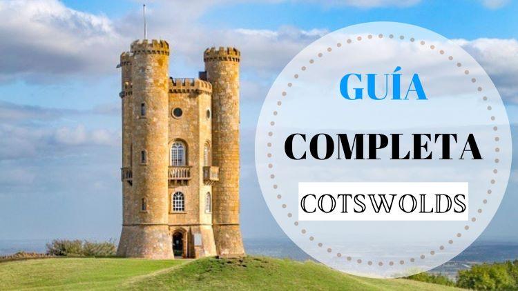 Portada Guía Completa de los Cotswolds