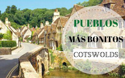 Qué ver en los Cotswolds: los 10 pueblos más bonitos