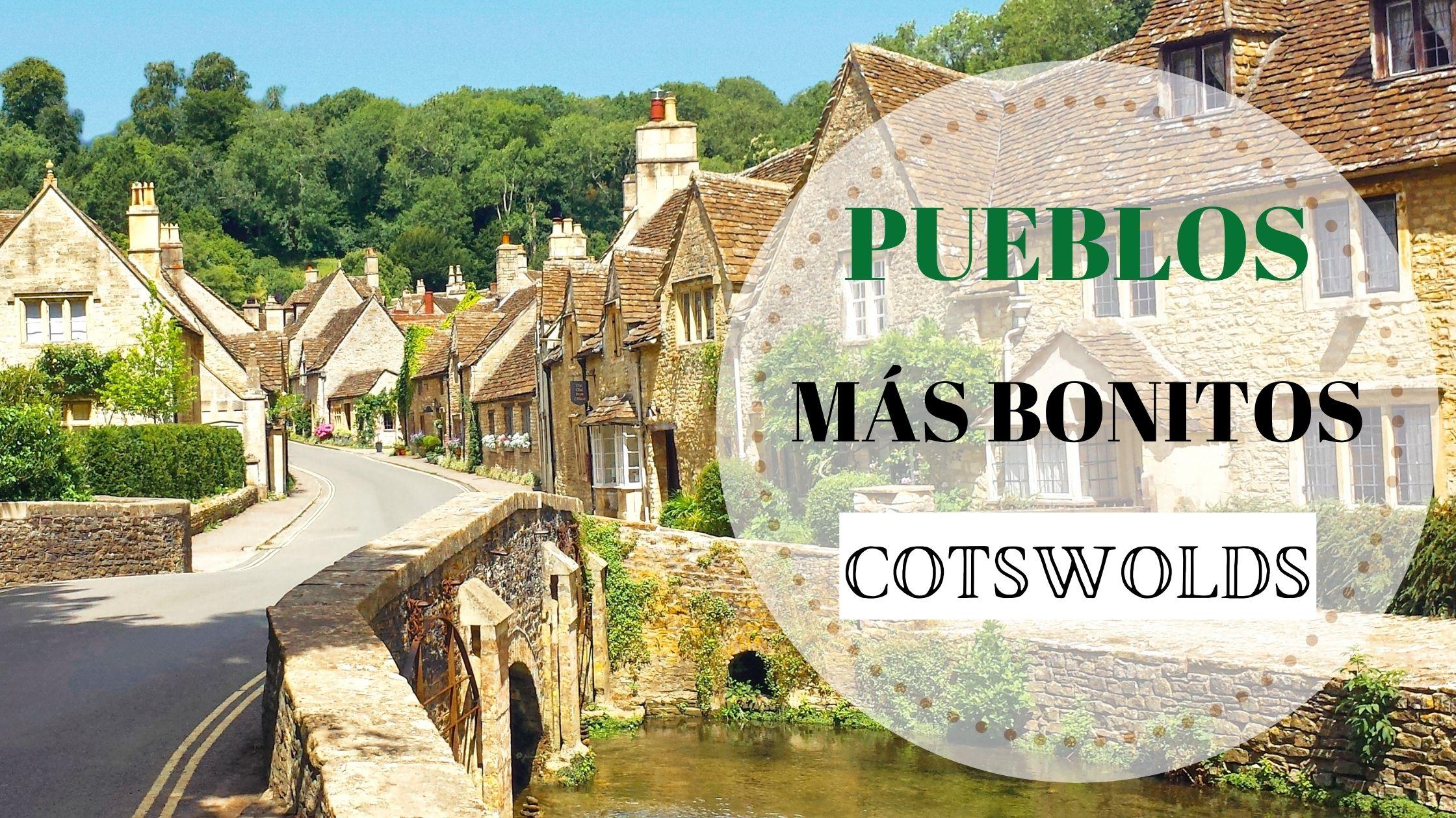 Portada Los pueblos más bonitos qué ver en los Cotswolds